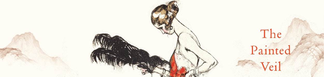 Modern&contem fiction- The Painted Veil