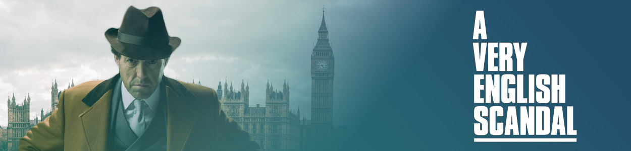 Non-fiction History - A Very English Scandal
