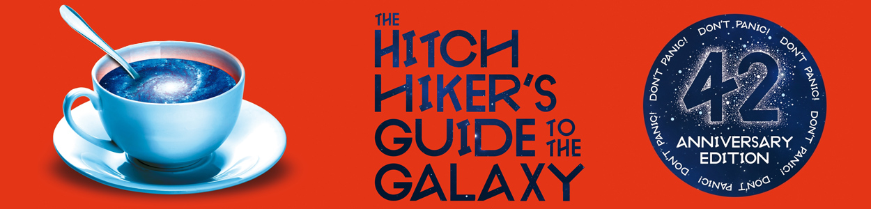 Science fiction - The Hitchhiker's Guide to the Galaxy: 42nd Anniversary Edition